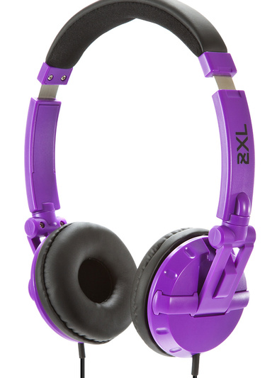 SKULLCANDY X5SHFZ-826 ON-EAR HEADPHONES (PURPLE)