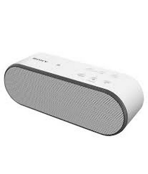SONY SRS-X2 PORTABLE BLUETOOTH SPEAKERS (WHITE)