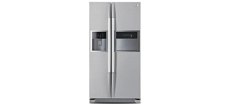 Videocon 604 l Side By Side Refrigerator VPL60ZPS-FSC