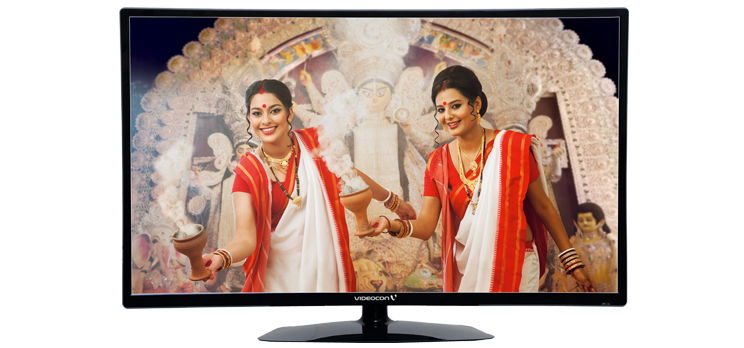 "VIDEOCON VKC24HH-ZM 24"" LED TV"