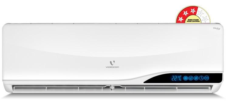 Videocon 1.5 Ton Split AC VSD33.WV1-MDA