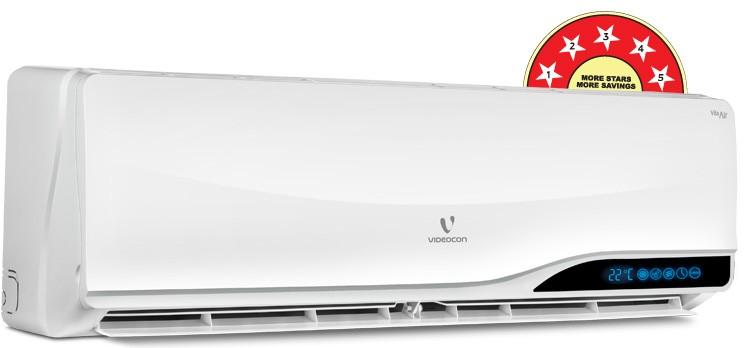 Videocon 1.5 Ton Split AC VSD35.WV1-MDA