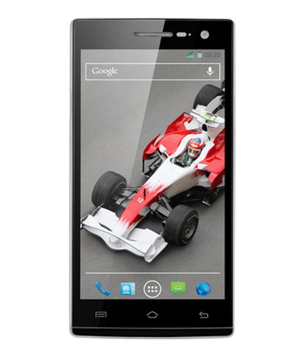 XOLO Q1010 SMARTPHONE BLACK